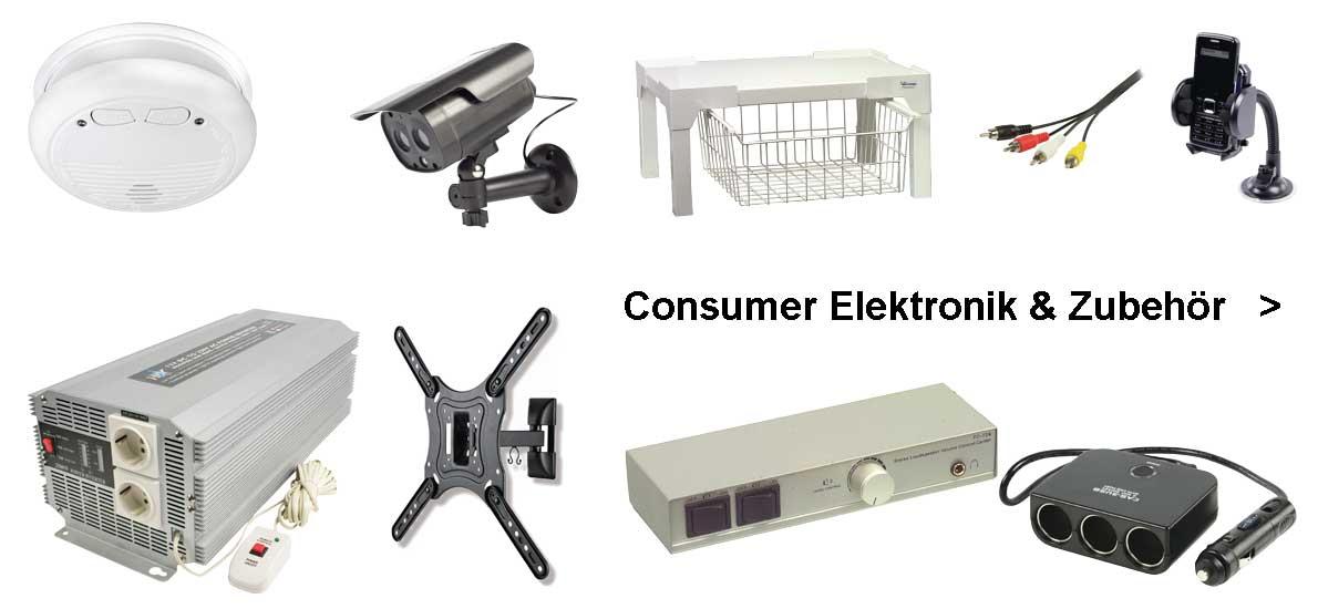 Consumer Elektronik & Zubehör