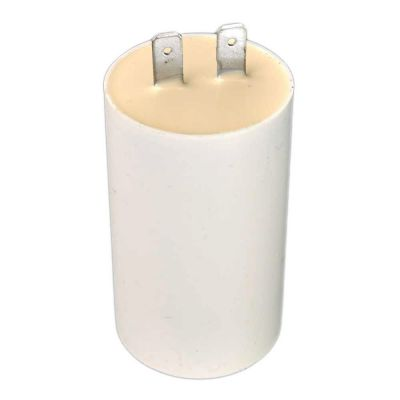 25 uF Motorkondensator Betriebskondensator 25 mF Steckanschluss Kondensator - 1