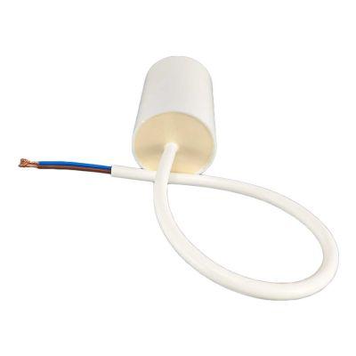 16 uF Motorkondensator Betriebskondensator 16 µF mit Kabel Kondensator - 1