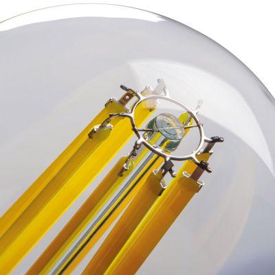 15 Watt LED Filament Lampe E27 neutralweiss 4000 Kelvin XLED A70 - 1