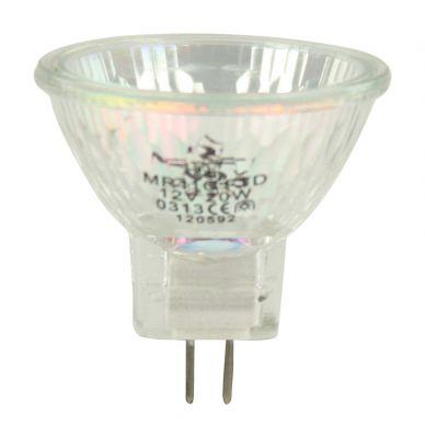 2X 16 Watt Halogen Spiegellampe Halogenlampe, Reflektor MR11 GU4, dimmbar - 1