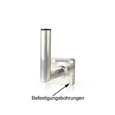 SAT Aluminium Wandhalterung 250/50mm - 1