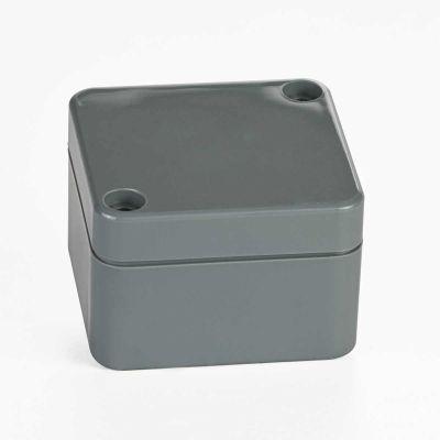 ABS Kunststoffgehäuse 50 x 52 x 35 mm - 1