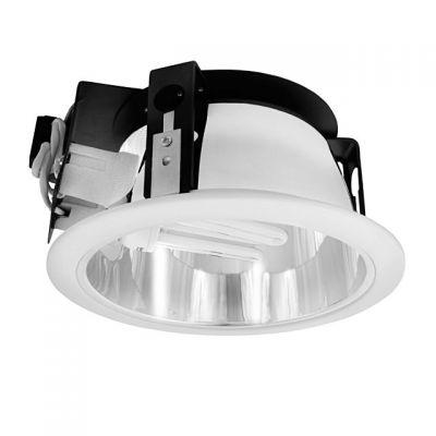 Downlight, Deckenlampe, Einbaulampe, Leuchte, Einbaudownlight max. 2x20Watt E27 - 1