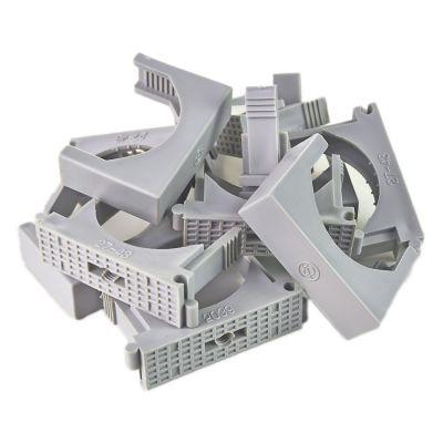 25x Reihen Druckschelle Spannbereich 27-43mm, Clipschelle, Rohrschelle, Kunststoffrohr - 1