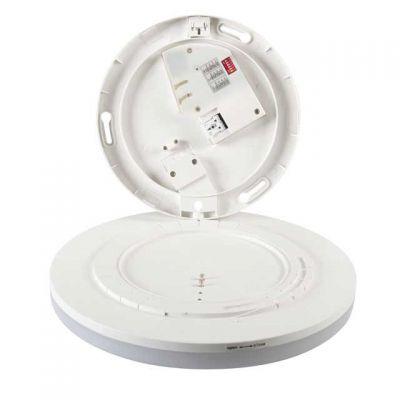 LED Deckenlampe mit Radar Bewegungsmelder Decken-Aufbauleuchte, 18W, IP54 - 1