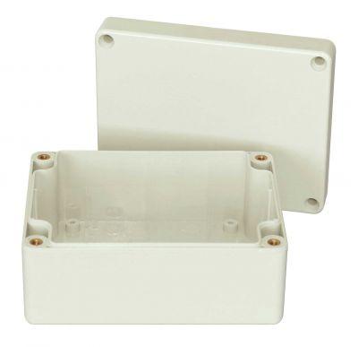 ABS Kunststoffgehäuse 115x90x55mm IP65, Modulgehäuse, Elektronikgehäuse - 1