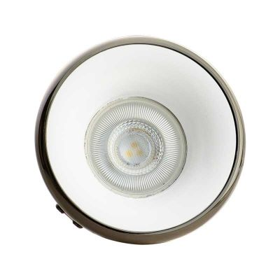 Einbaustrahler Elnis-S Deckeneinbau Leuchte Lampe Einbau-Downlight anthrazit weiss - 1
