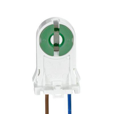 Durchsteck - Fassung G13 für T8 d=26mm Leuchtstofftöhre - 1