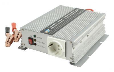WECHSELRICHTER 600W 12V -> 230V Spannungswandler - 1
