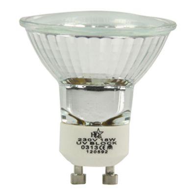 2x 35W Halogenlampe, Reflektorlampe, Sockel GU10, warmweiss, Strahler, Spot - 1