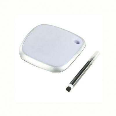 3 PORT USB-HUB/MEMOPAD mit wechselnden Farben - 1