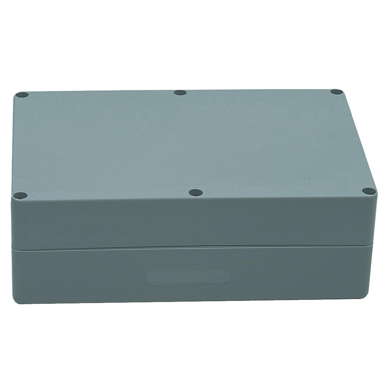 abs kunststoff geh use 80x160x55 mm montage platinen. Black Bedroom Furniture Sets. Home Design Ideas