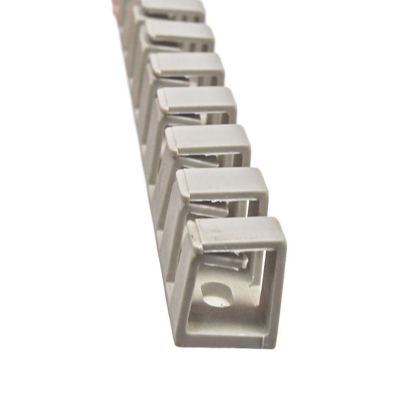 flexibler Kabelkanal Kabelführung Verdrahtungskanal 10 x 10 mm | eBay