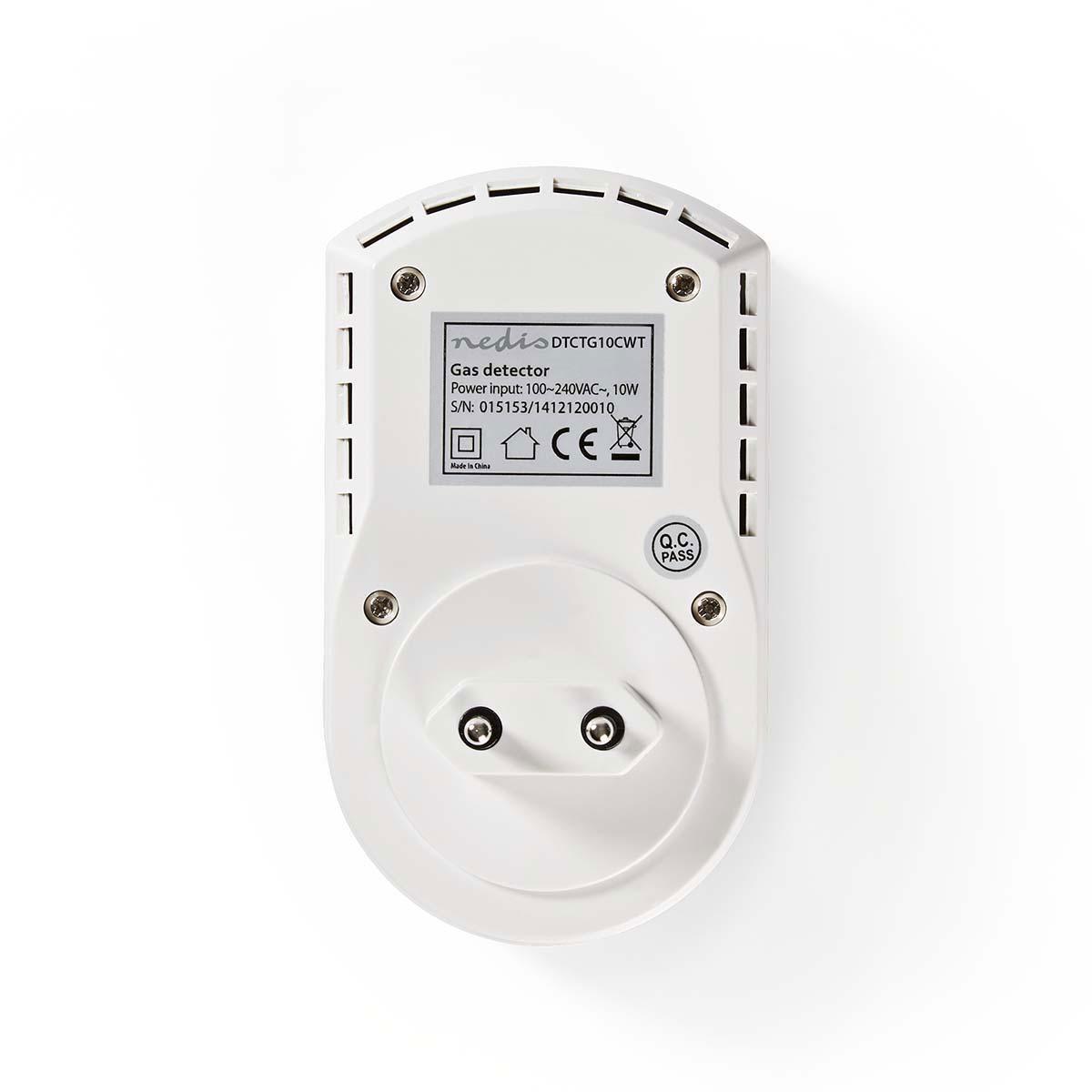 gas detektor f fl ssiggas methan erdgas butangas neu ebay. Black Bedroom Furniture Sets. Home Design Ideas