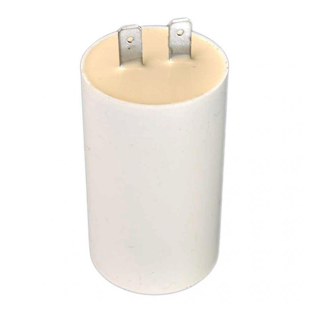 4 uF Motorkondensator Betriebskondensator 4 µF Steckanschluss Kondensator