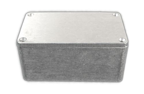 Alu Spritzguss Gehäuse, Aluminiumgehäuse, Platinengehäuse, LED Gehäuse 65x115x55mm - 2