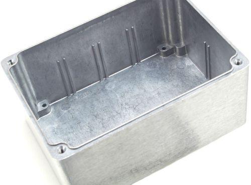 aluminium platinen metall geh use sicherheit alu geh use ma e mm 148x108x75 ebay. Black Bedroom Furniture Sets. Home Design Ideas