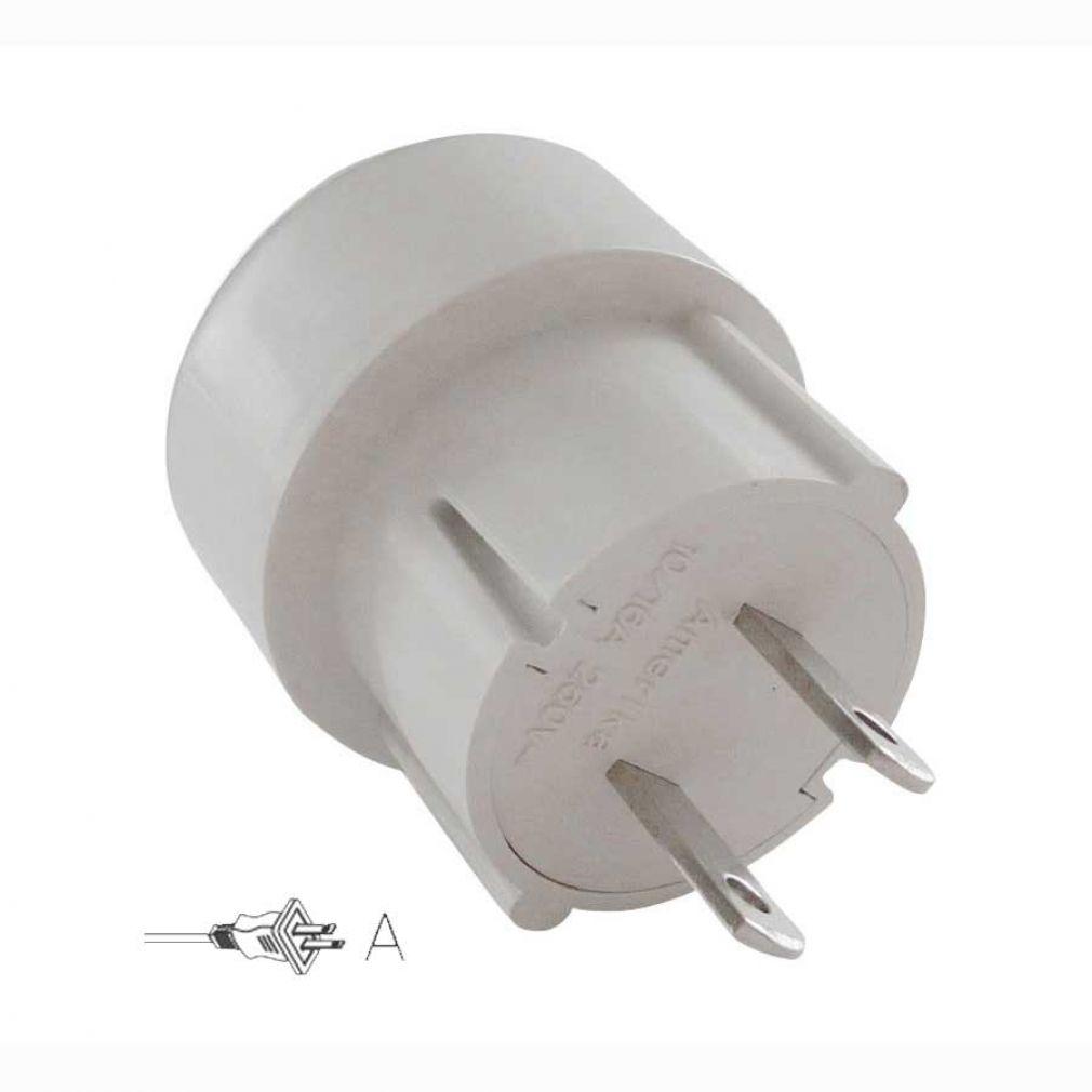 adapter stecker usa asien 110v amerika ebay. Black Bedroom Furniture Sets. Home Design Ideas