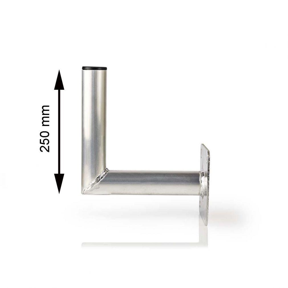 SAT Aluminium Wandhalterung 250/50mm - 2
