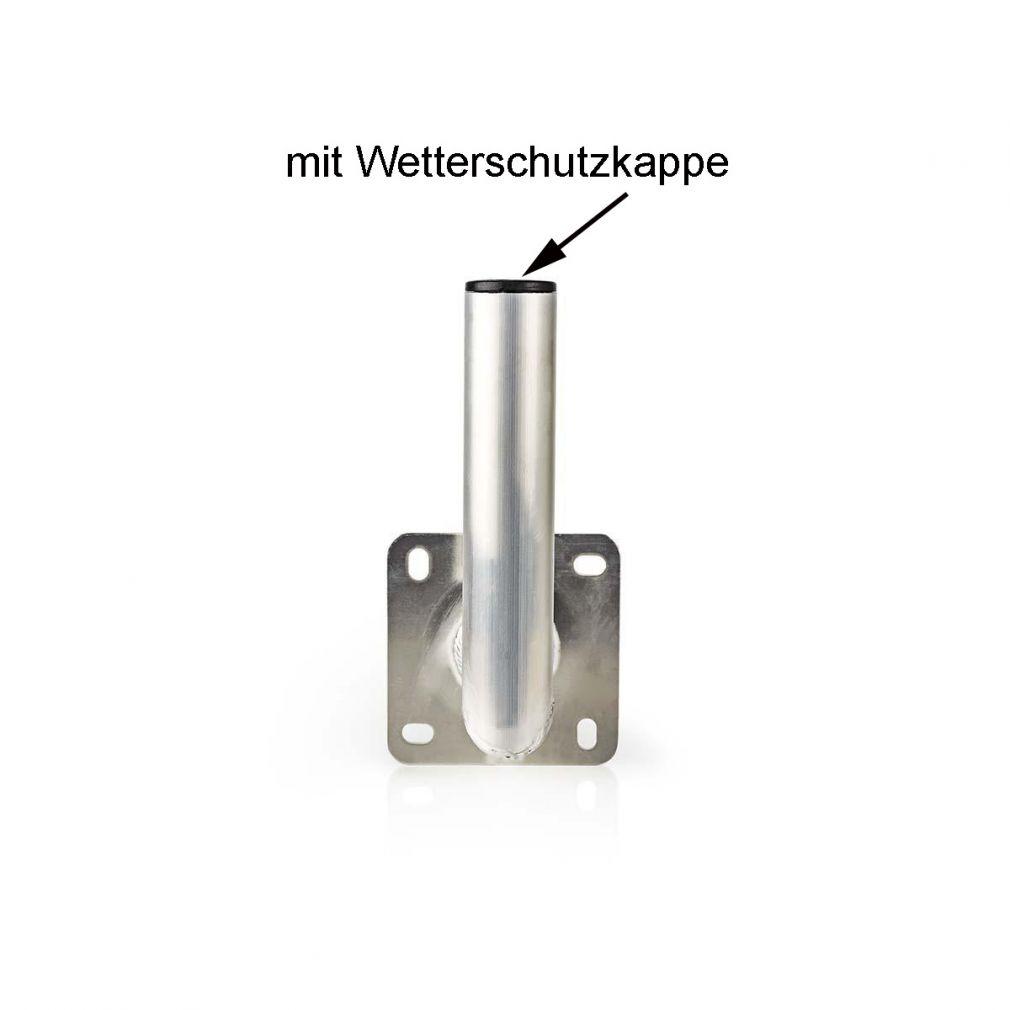 SAT Aluminium Wandhalterung 250/50mm - 3