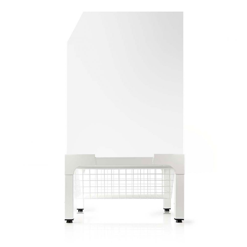 stabiler sockel f r waschmaschine waschmaschinen sockel ausziehbarer korb ebay. Black Bedroom Furniture Sets. Home Design Ideas