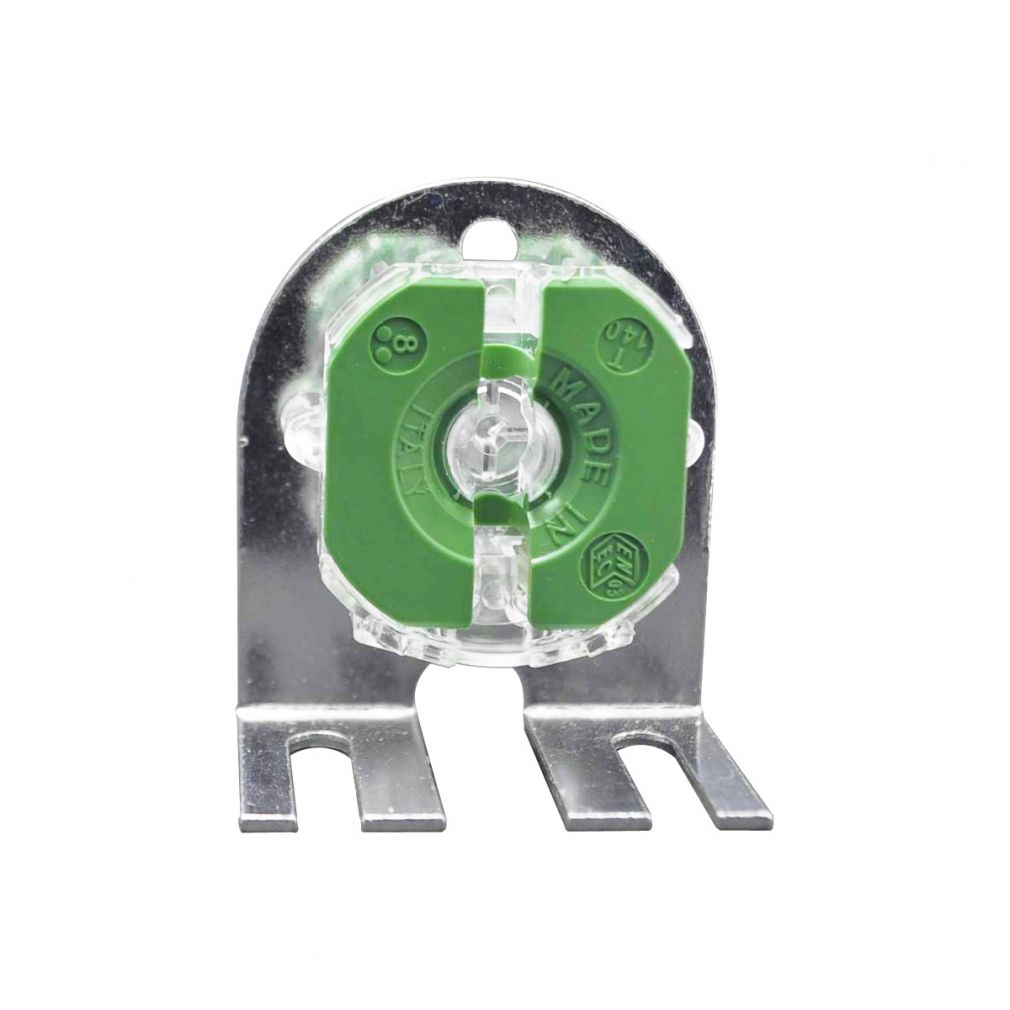 fassung g13 t8 leuchtstofflampe 26mm leuchtstoffr hre aufsteckfassung neonr hre ebay. Black Bedroom Furniture Sets. Home Design Ideas