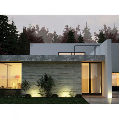 Extraflacher 11W LED Aussenstrahler neutralweiss, LED Fluter, Strahler,Flutlicht - 4