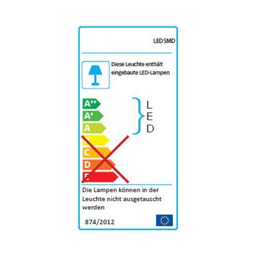 Extraflacher 11W LED Aussenstrahler neutralweiss, LED Fluter, Strahler,Flutlicht - 7