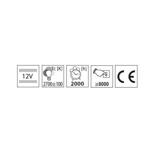 20w halogen stiftsockellampe mit sockel g4 12v halogenlampe arnolicht. Black Bedroom Furniture Sets. Home Design Ideas
