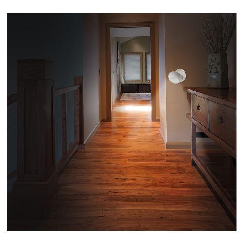 led leuchte mit bewegungssensor und 3 licht modi nachtlicht batteriebetrieben ebay. Black Bedroom Furniture Sets. Home Design Ideas