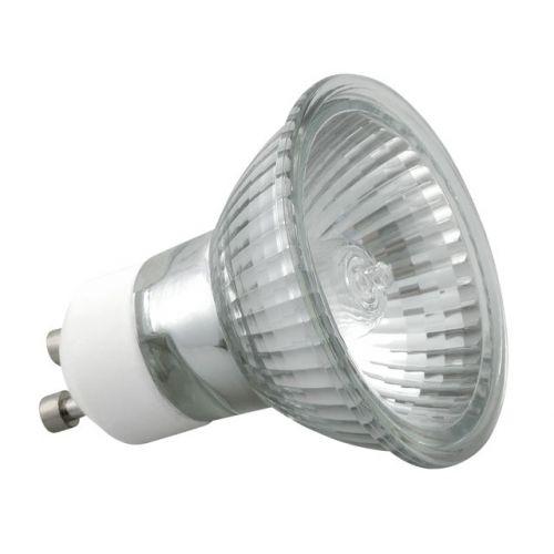 Wandleuchte mit Halogenlampen 35Watt, Leuchte IP44, up/down, rund, schwarz - 2