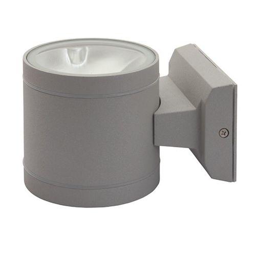 wandleuchte leuchte lampe licht aussen und innen ip54 up down g9 grau ebay. Black Bedroom Furniture Sets. Home Design Ideas