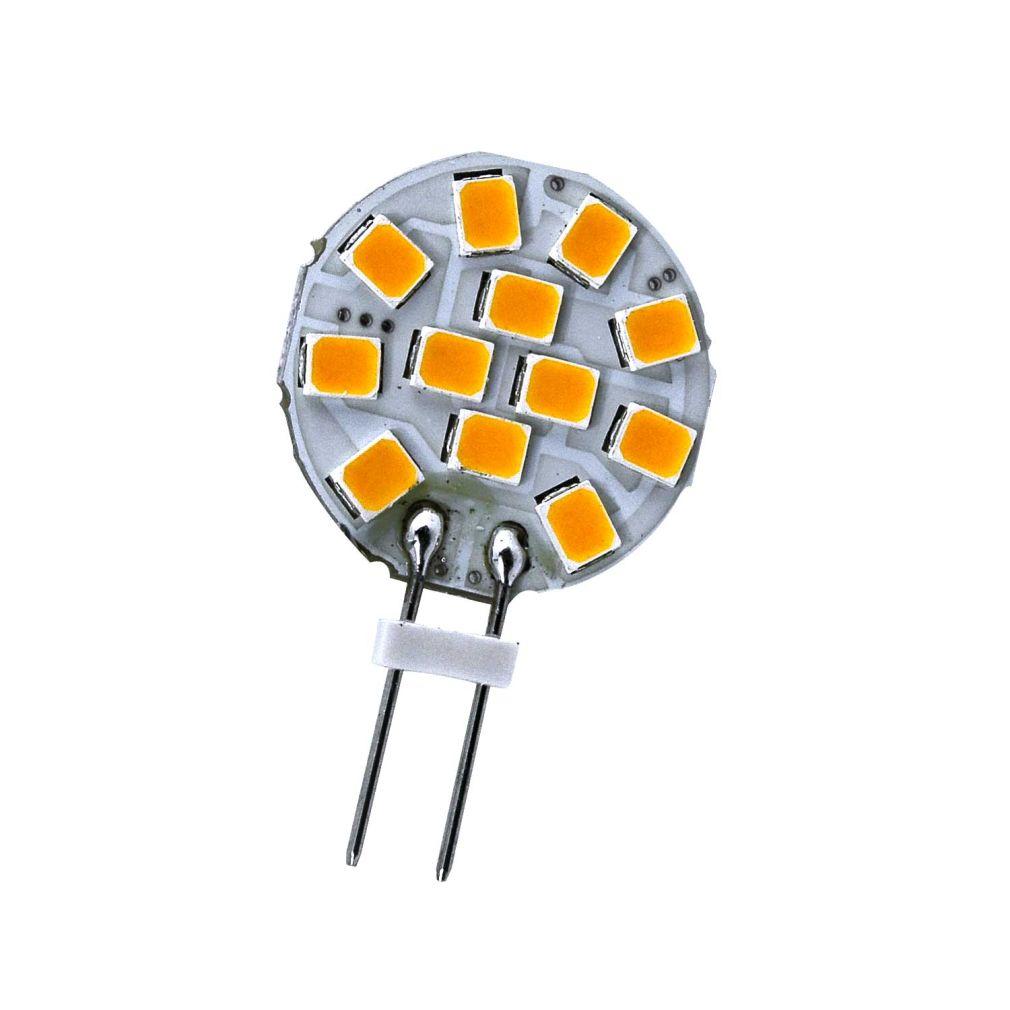 led lampe g4 6smd 1w 12v 2700 3200k smd5050 leuchtmittel arnolicht. Black Bedroom Furniture Sets. Home Design Ideas