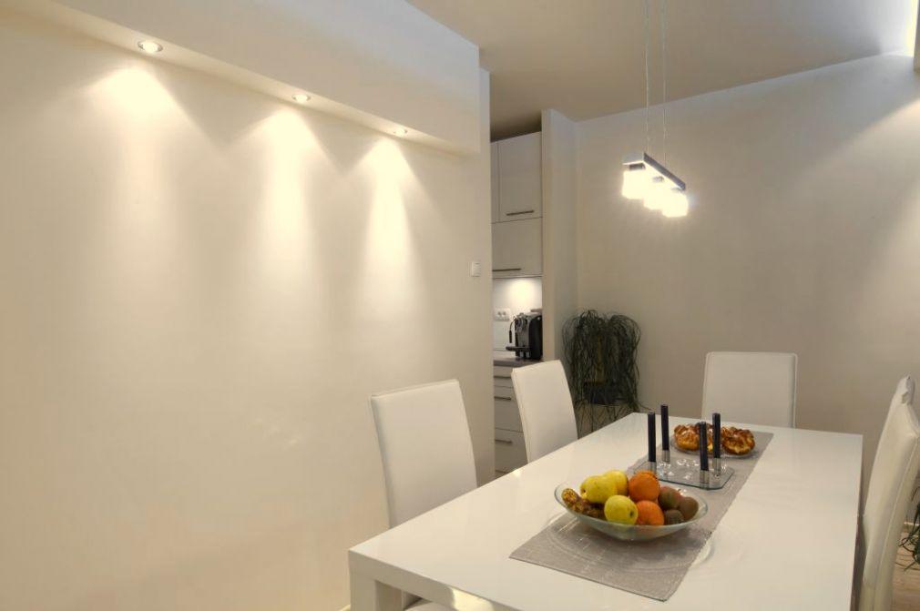 LED Deckenlampe mit Radar Bewegungsmelder Decken-Aufbauleuchte, 24W, IP54 - 6