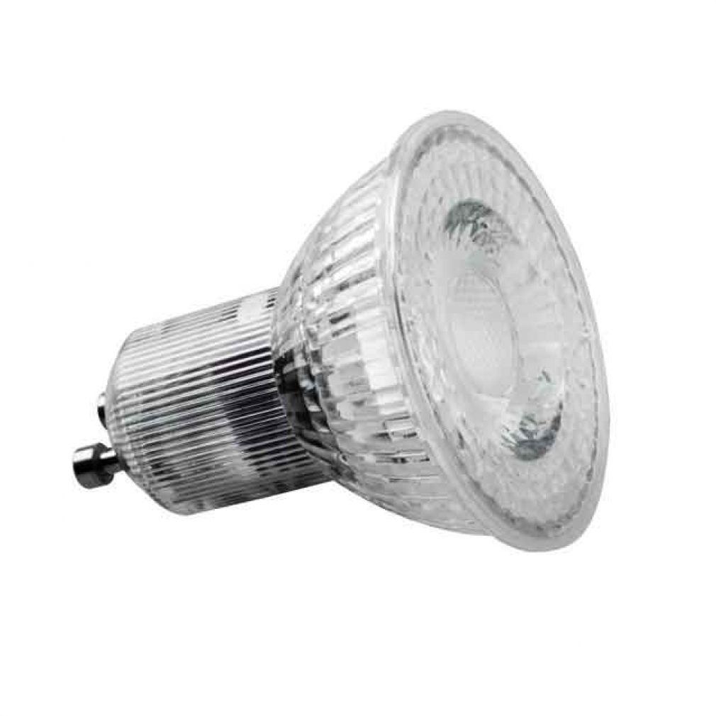 3,3 Watt LED Lampe, Sockel GU10 230V Spot 3,3W Leuchtmittel 36° Strahler warmweiss - 2