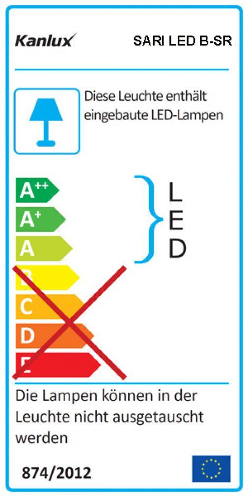 LED Schreibtischleuchte, Schreibtischlampe silber/weiß - 11