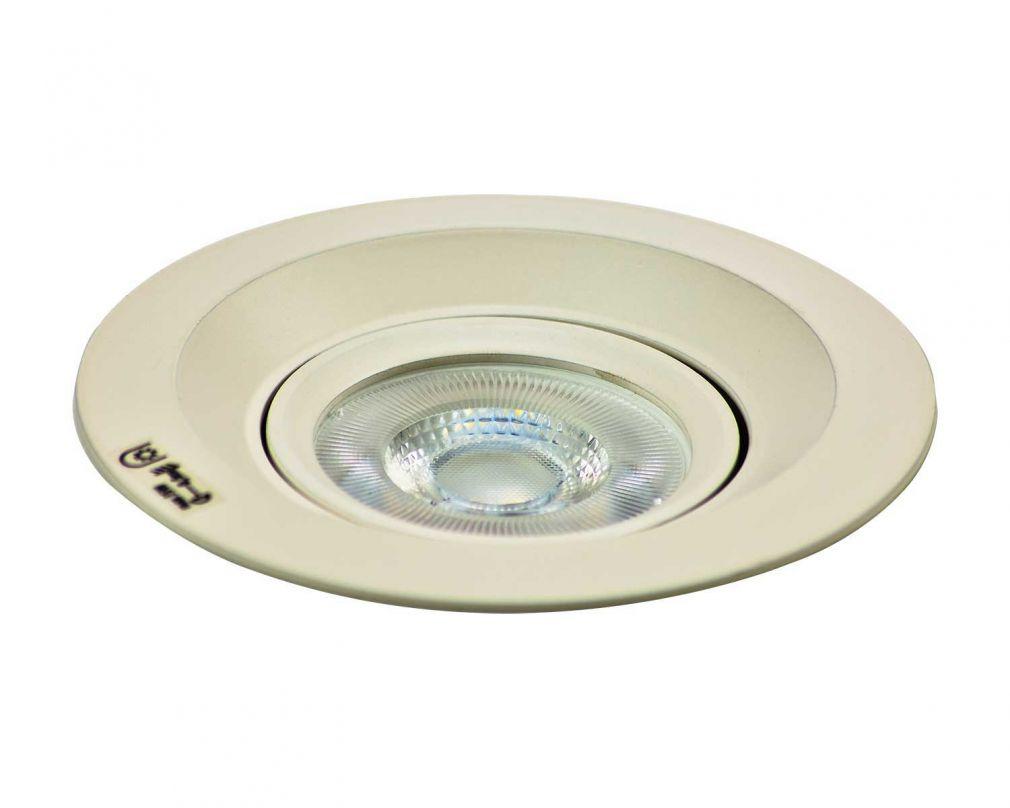 Halogen/LED Einbaurahmen MR-16, GU10 Gx5,3 - weiss Einbauspot, Einbaustrahler - 2