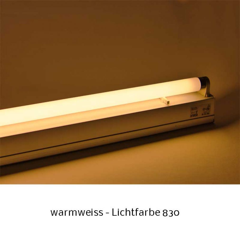 18 Watt Leuchtstofflampe 830 3000K warmweiss ww Leuchtstoffröhre 18W/830 - 2