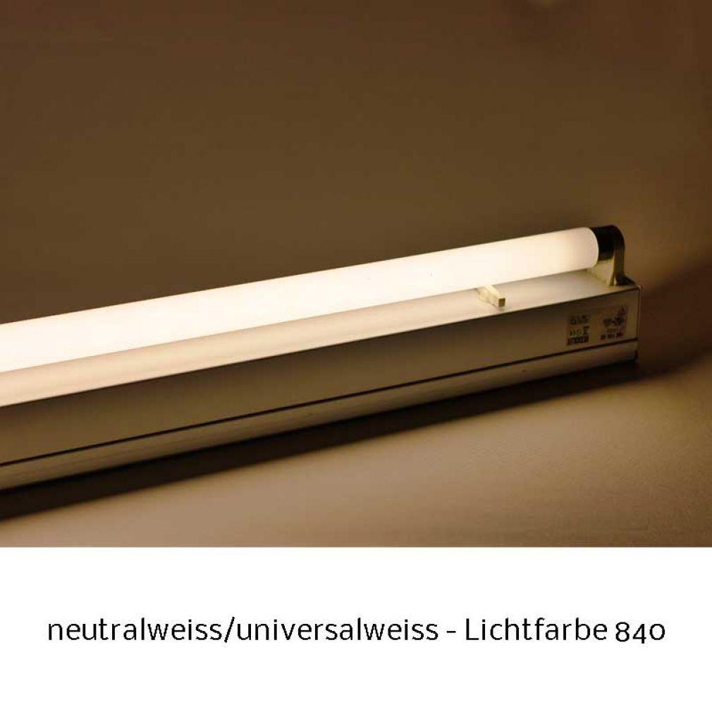 18 Watt Leuchtstofflampe 840 4000K neutralweiss nw Leuchtstoffröhre 18W/840 - 2