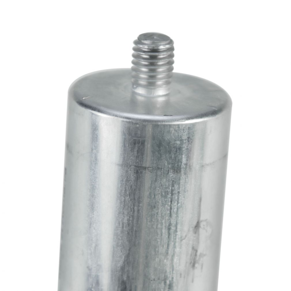 35 uF Motorkondensator Betriebskondensator 35 mF Kondensator Kabelanschluss Alubecher - 2