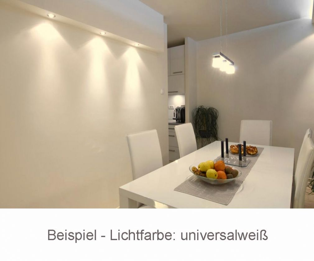 6 Watt LED Speziallampe, universalweiss Reflektorlampe LED-Birne, SIGO R50, E14 - 2
