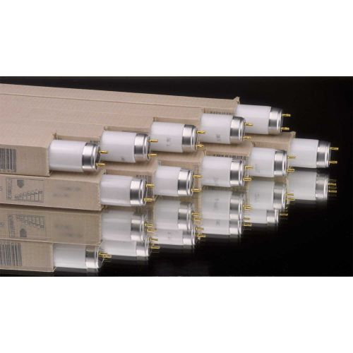 10 st ck 36w 4000 kelvin kaltweiss neonlampe neonr hre ebay. Black Bedroom Furniture Sets. Home Design Ideas