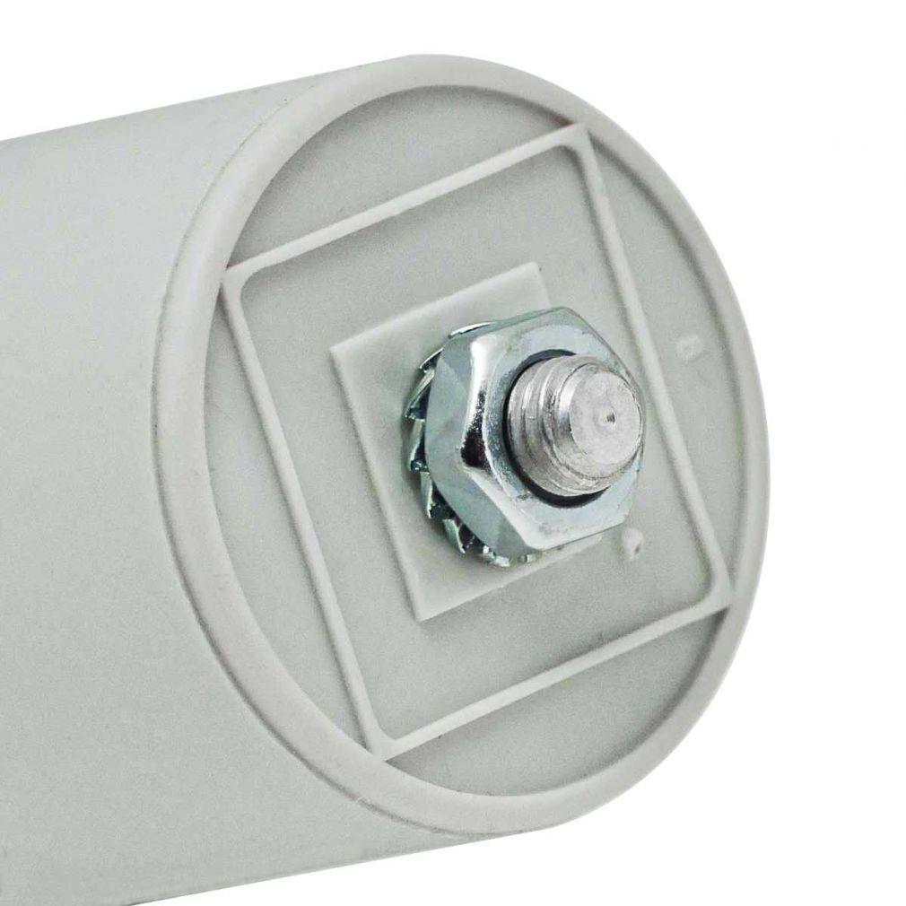 8 uF Motorkondensator Betriebskondensator 8 µF mit Kabel Kondensator - 2