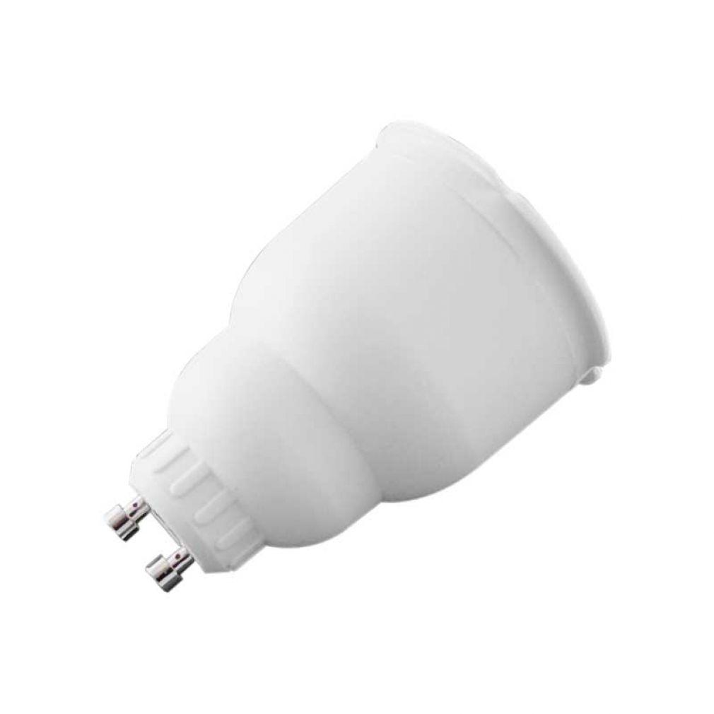 9 Watt Energiesparlampe Reflektorlampe, Strahler, Spot, GU10, warmweiss - 2