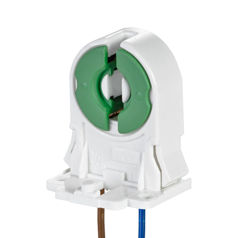 Aufsteckfassung-Fassung-Leuchtstofflampe-26mm-T8-Starter-Durchsteckfassung-G13