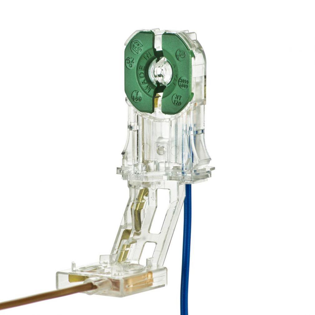 Starterfassung G13 für T8 d=26mm Leuchtstofftöhre - 3