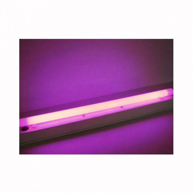 Komplett Neu 36Wfarbige Leuchtstofflampe violett, lila, 36 Watt 120 cm, T8, G13  TN23