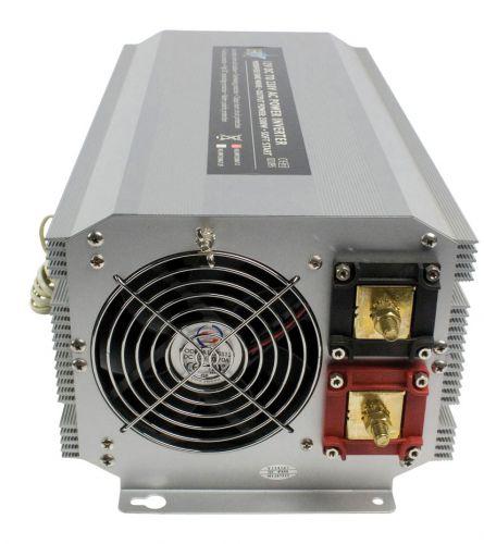 WECHSELRICHTER 2500W 12V -> 230V  Spannungswandler - 2