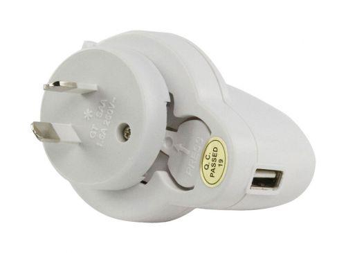 USB-REISELADER FÜR IPOD® mit 4 Reiseadaptern - 2